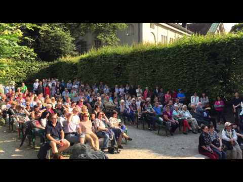 Sound of Salzburg Show at the Mirabell Palace 3