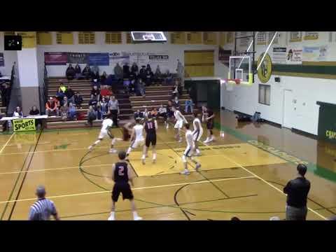 Brayden Porter Sophomore Highlight Class of 2020 - Ludington High School