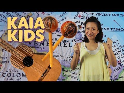 KAIA Kids Around the World - The Music of Venezuela