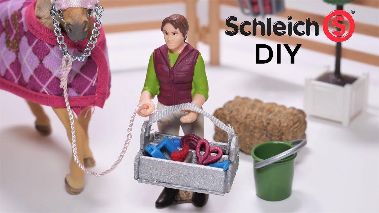 Schleich Grooming Kit