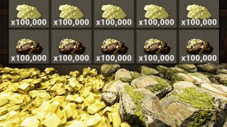 Raiding this MILLION SULFUR CLAN BASE in RUST! (HUGE JACKPOT)