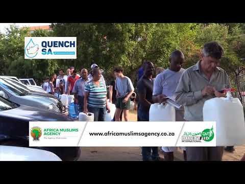 Africa Muslims Agency   QuenchSA 2018