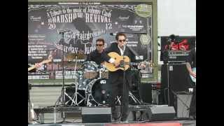 """Johnny Cash Tribute: Cash Up Front aka With a Bible and a Gun """"Cocaine Blues"""""""