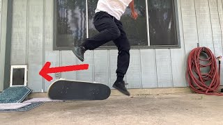 Why Your Tre Flip Goes Behind You