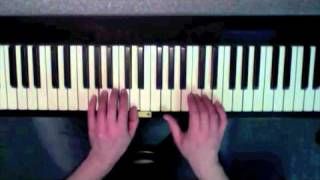 Es klappert die Mühle - very easy piano