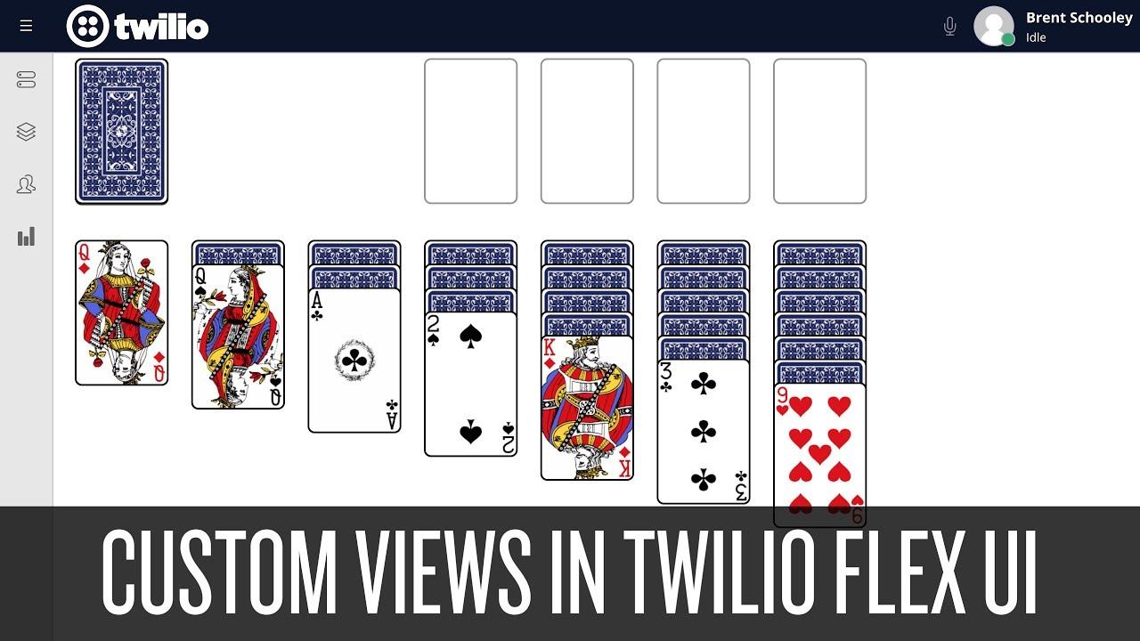 Adding Custom Views to the Twilio Flex UI