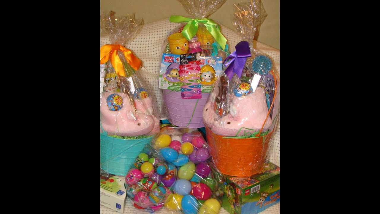 Easter basket 2015 part 2 for baby girl youtube easter basket 2015 part 2 for baby girl negle Image collections