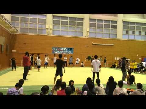 トリッキンクバトル公式練習  ALL JAPAN XTC2015