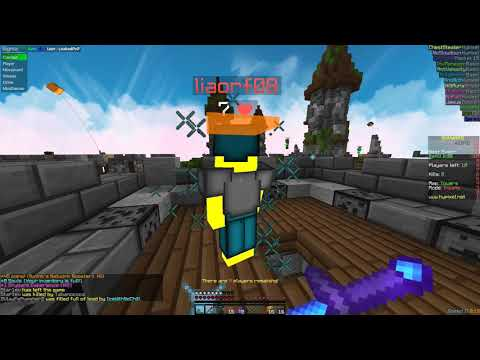 Me Basically Hacking On Hypixel For 10 Mins