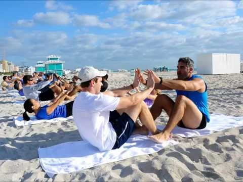 South Beach Group Workout Promo Video
