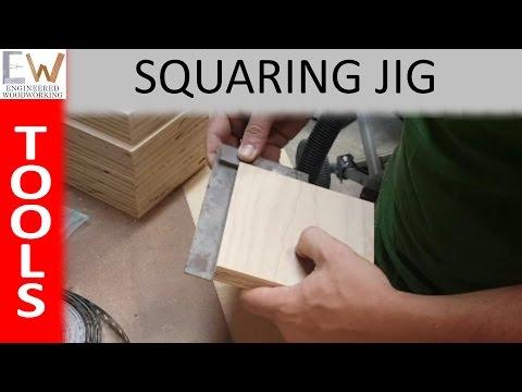 Squaring Jig