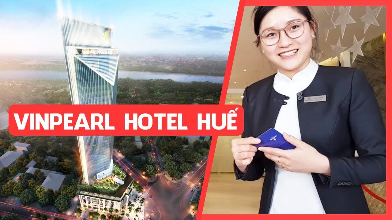 Thị Phạm Phòng Ở Tại Khách Sạn 5 Sao VinPearl Huế