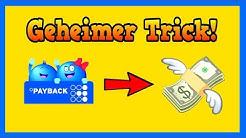Mit geheimem Trick bei Payback abkassieren!! 💸💰
