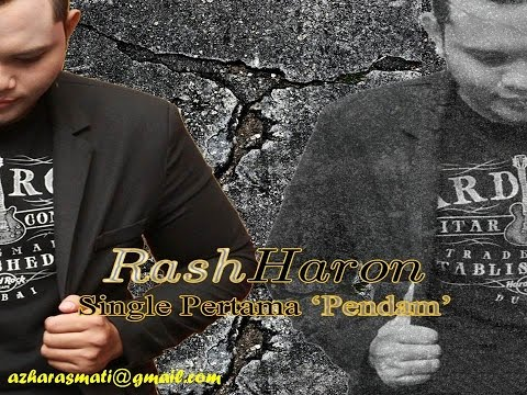 Rash Haron - Pendam [Official Lyrics Music]