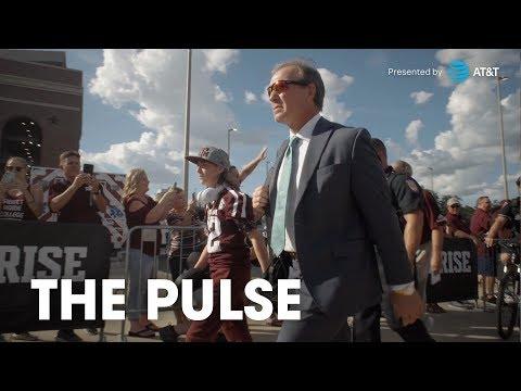 "The Pulse: Texas A&M Football | ""If You're Gonna Play In Texas"" | Season V Episode 2"