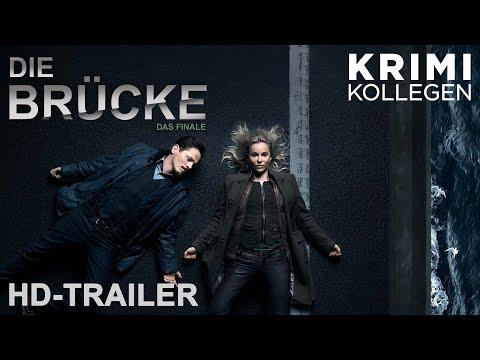 DIE BRÜCKE - DAS FINALE - Staffel 4 - Trailer deutsch [HD] II KrimiKollegen