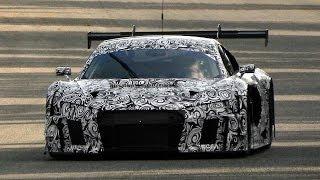 Audi R8 LMS 2015 Videos