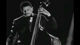 Paul Chambers Green Dolphin Street Great bowed bass solo.