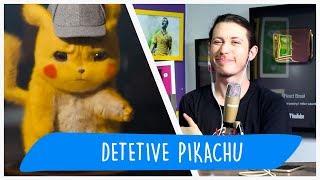 REACT POKÉMON Detetive Pikachu - Trailer Oficial 2