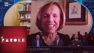 Elsa Fornero si esprime sulla