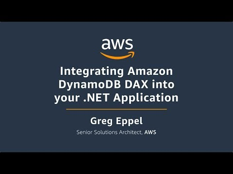 Integrating Amazon DynamoDB DAX into Your ASP.NET Application