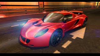 Asphalt 8 - Venom GT (Tokyo) 1:25.206