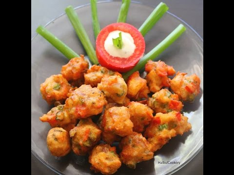 Know in 1 minute | Veggie balls dry | Vegetable balls | Halbul Cookery