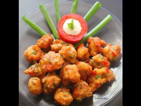 Know in 1 minute | Veggie balls dry | Vegetable balls | Halbul Cookery