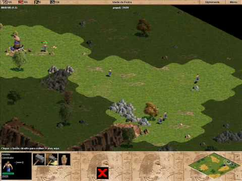 Age of Empires : Rise of Rome (Hill Country Strat)