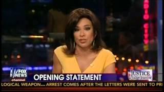 Fox News Jeanine Pirro Opening Statement April 27, 2013