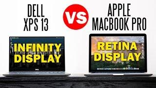"Dell XPS 13 Vs MacBook Pro 13.3"" With Retina Display - Full Comparison"