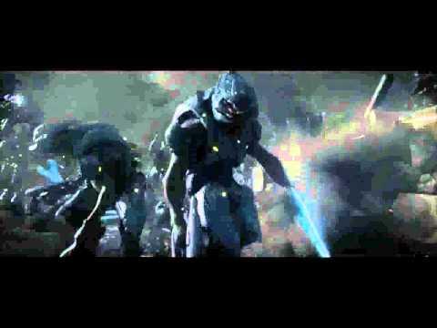 Halo Music Video Master Chief Origin Imagine Dragons  Radioactive