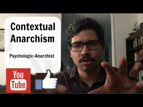 Contextual Anarchism: Communication is Not Always About Content