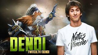 Dota 2 Stream: Na`Vi Dendi - Magnus (Gameplay & Commentary)