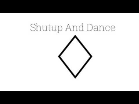 Shutup And Dance Sped Up