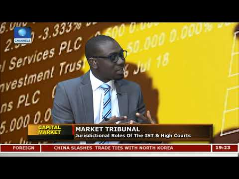 Jurisdictional Roles Of The IST & High Courts |Capital Market|