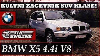 BMW X5 4.4i V8 | MAFIJAŠKI SUV IZ 2002.! - The Engine #27