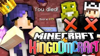 Pranks Gone WRONG in KingdomCraft Minecraft Factions 👑 (Ep 4)