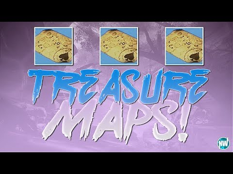 Destiny 2 ALL TREASURE MAP LOCATIONS ! How to Find Cayde's Treasure Chests !