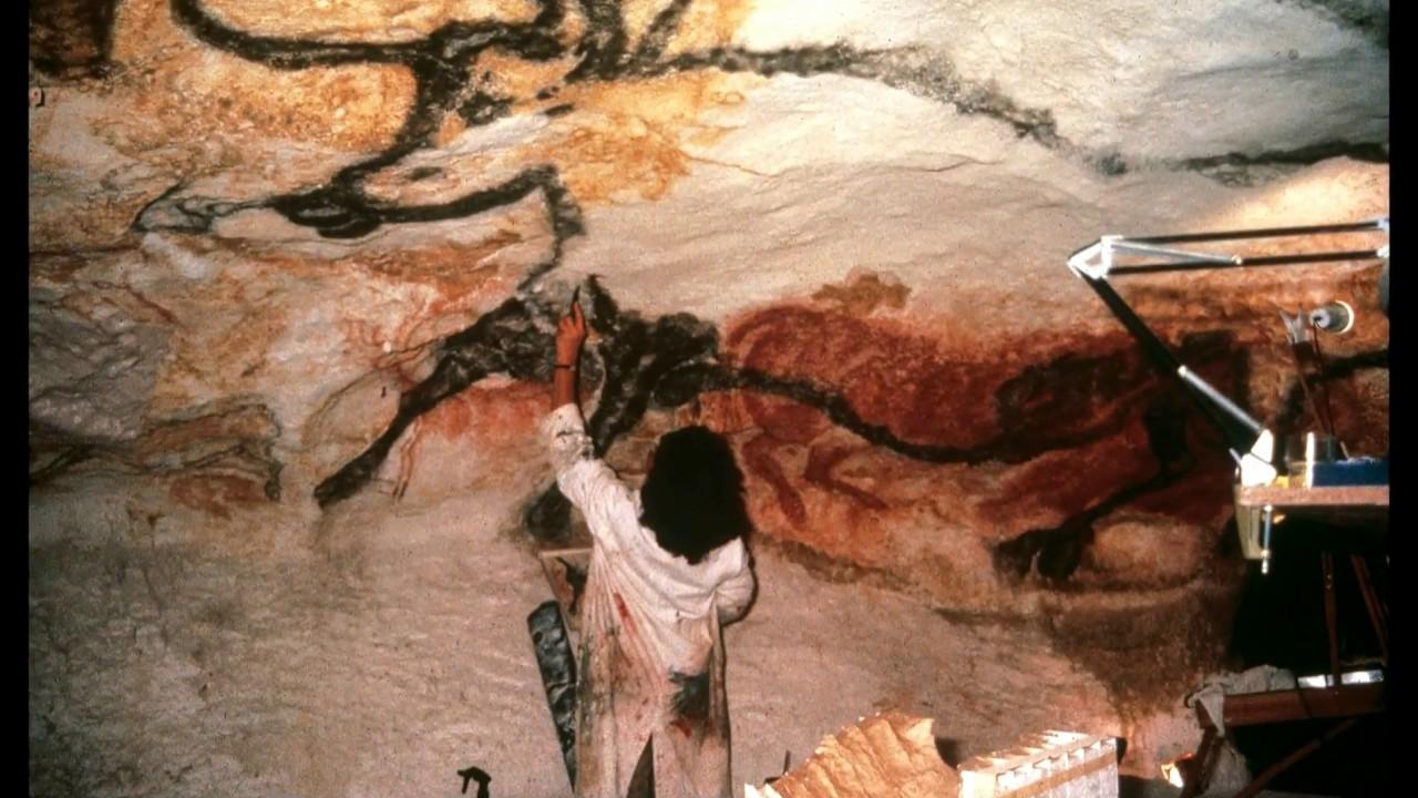 Lascaux II, le fac-similé de la grotte originelle - YouTube