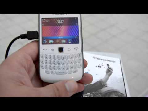 BlackBerry Curve 9360 hands-on