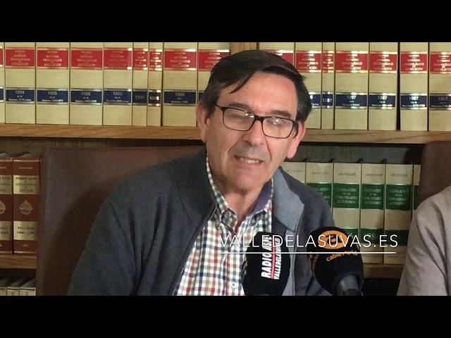 Visita a #Aspe de Juan Carlos Holguín, Cronista de Álamos