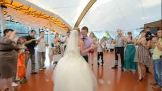 Свадебный ролик, Тольятти 2012.<