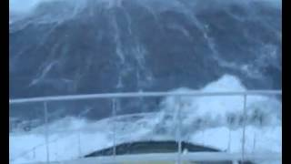 Epic seas must watch, huge swell angry sea