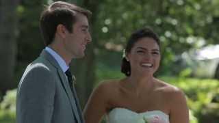 Laura & Raymond Wedding Trailer - Crossed Keys Inn Andover, NJ