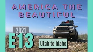 mandogsays - E13 Utah to Idaho