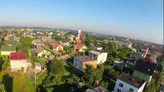 FLY-VIDEO - Nowa Wieś z lotu ptaka (osiedle) | Filmowanie z powietrza