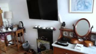 Linnies luxury B&B York UK   3RD FLOOR ENSUITE BEDROOM  www linnies co uk