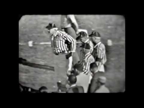 1958 Rose Bowl - Oregon vs Ohio St