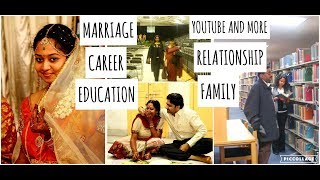 10K Subscribers  My Introduction  Family  Education  Career  Marriage  Relationship and more Q&A